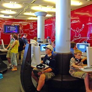 Интернет-кафе Кунашака