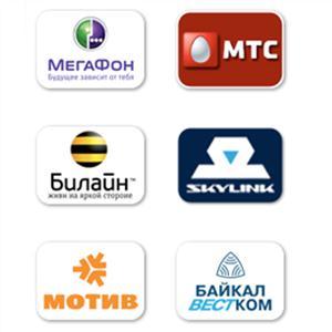 Операторы сотовой связи Кунашака