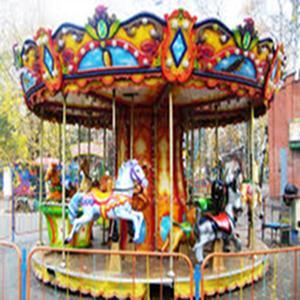Парки культуры и отдыха Кунашака