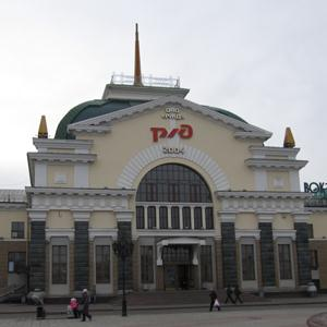 Железнодорожные вокзалы Кунашака
